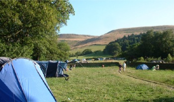 Upper Booth Campsite