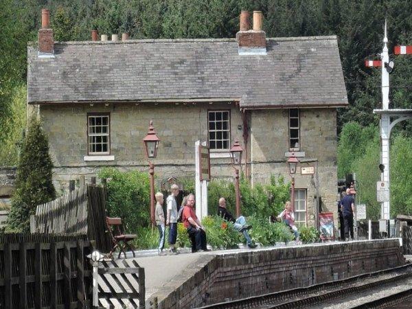 Levisham Station House