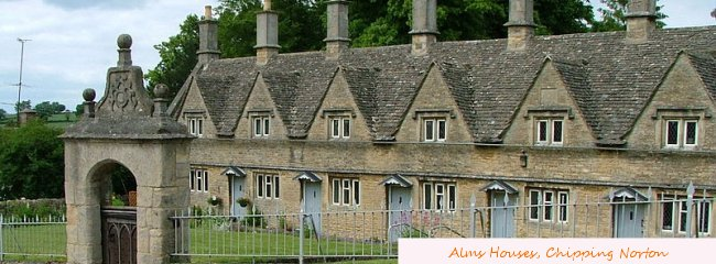 Holiday Cottages Oxfordshire